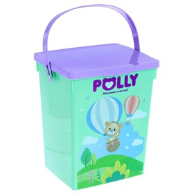 5 liter baby detergent container, Polly