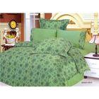 Постельное бельё BREMEN GREEN 2 сп., 240х260, 200x220, 70x70-2 шт., 50x70-2 шт., сатин 90 г/м²