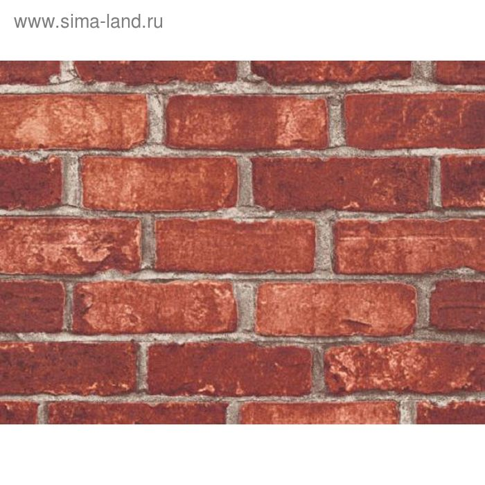 "Обои виниловые 5522 (13) ""Кирпич"", 0,53х10 м"
