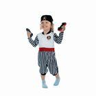 "Карнавальный костюм ""Пират"", велюр, комбинезон, бандана, 1,5-3 года, рост 98 см"