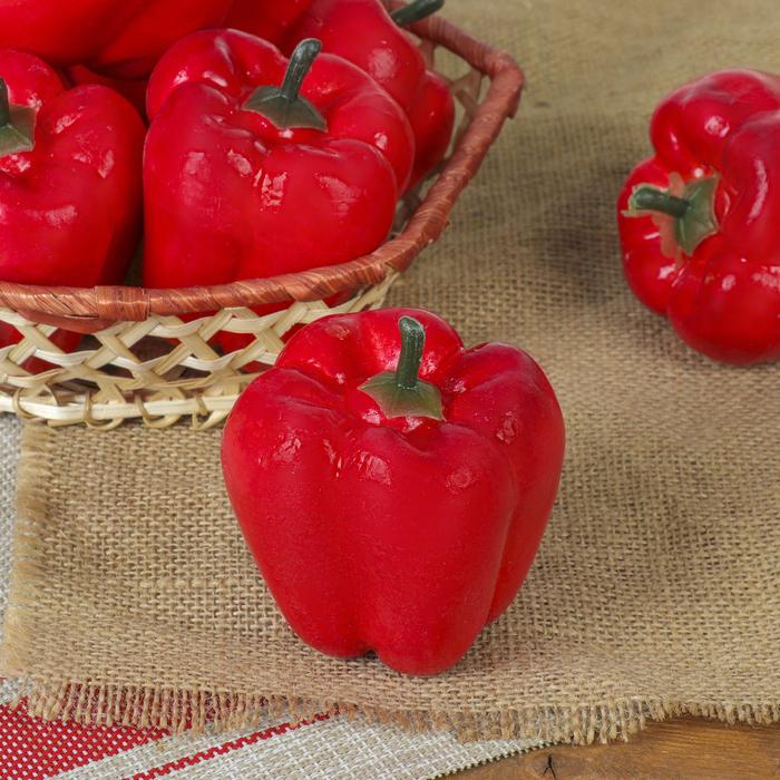 Искусственный перец (красный)