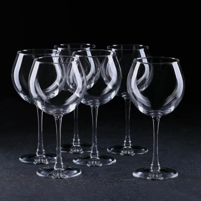 Набор бокалов для вина 630 мл Enoteca, 6 шт