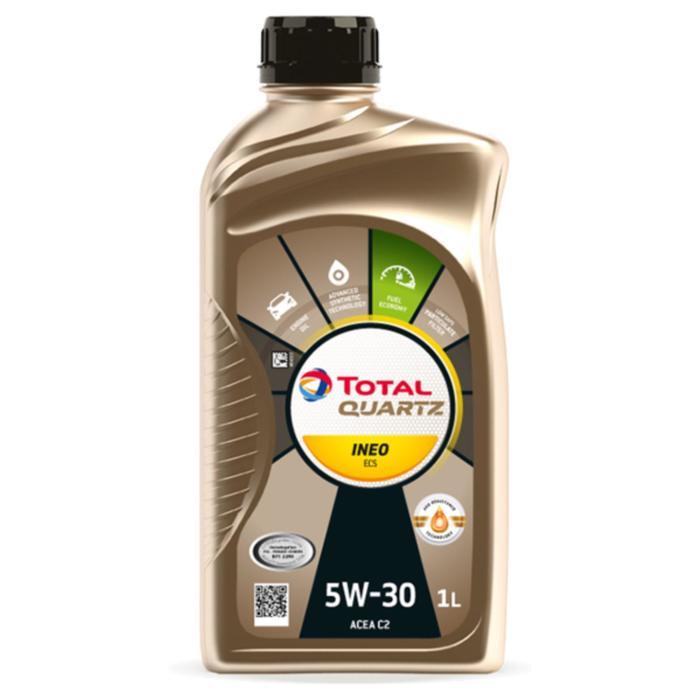 Масло моторное Total Quartz INEO ECS 5W-30, 1 л