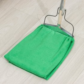 Салфетка из микрофибры 70×80 см, 220 г/м2, цвет МИКС - фото 4648366