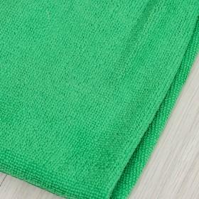 Салфетка из микрофибры 70×80 см, 220 г/м2, цвет МИКС - фото 4648367
