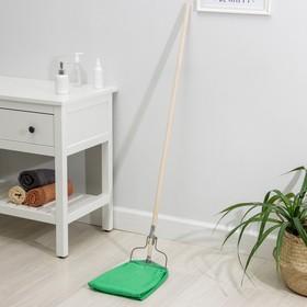 Салфетка из микрофибры 70×80 см, 220 г/м2, цвет МИКС - фото 4648368