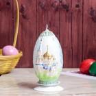 """Супер-свеча """"Яйцо с Собором"""""""