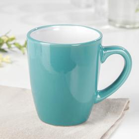 "Mug 360 ml ""Haze"", blue color"