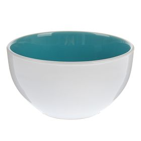 Миска 500 мл 'Дымка', 13,8х7,5 см, цвет голубой Ош