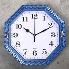 Часы настенные многогранник