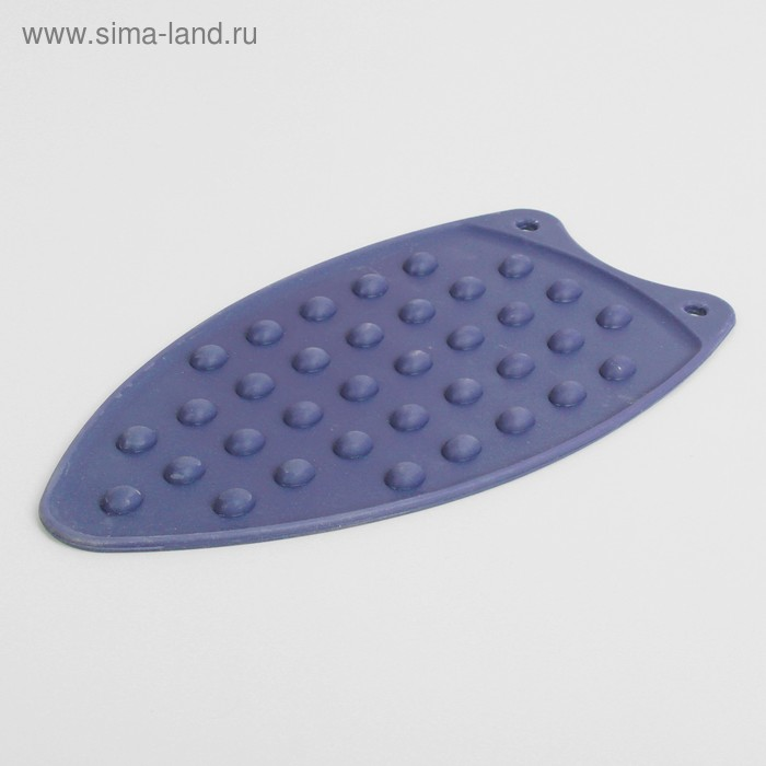 Коврик-подставка для утюга, силиконовая, 611911