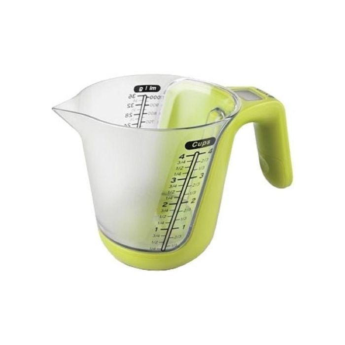 Весы кухонные Vitek VT-2403 G, электронные, до 3 кг, зеленый