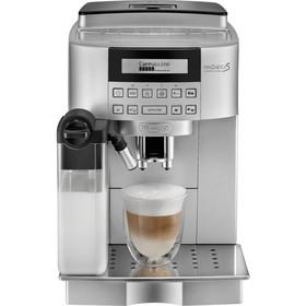 Кофемашина De Longhi ECAM 22.360.S, автоматическая, 1450 Вт, 1.8 л, серебристая