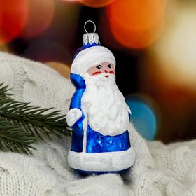 "Ёлочная игрушка ""Дед Мороз-2"" микс"