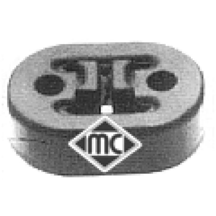 Крепление глушителя  METALCAUCHO 02726