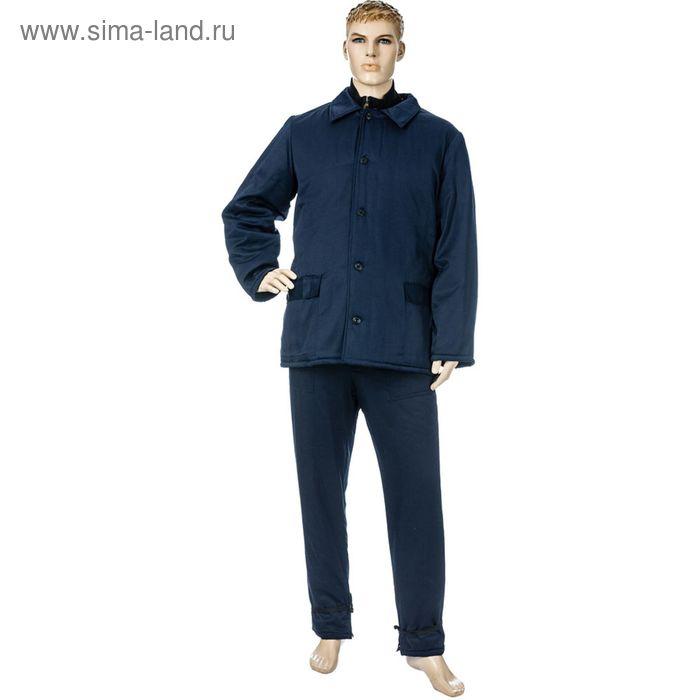 Куртка утеплённая «Эконом», размер 48-50, рост 170-176 см