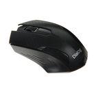 Мышь Dialog MROP-07U Pointer, беспроводная, оптическая, 800 dpi, 1xAA, USB, чёрная