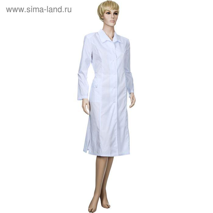 Халат медицинский, модель 34, размер 44, рост 158-164 см