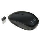 Мышь CBR CM-414 Black, беспроводная, оптическая, 1200 dpi, USB