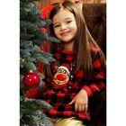 Джемпер для девочки, рост 98 см, цвет красный GFN3008/2