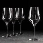 """Набор бокалов для вина """"Swan"""" 560 мл 5 шт УЦЕНКА"""