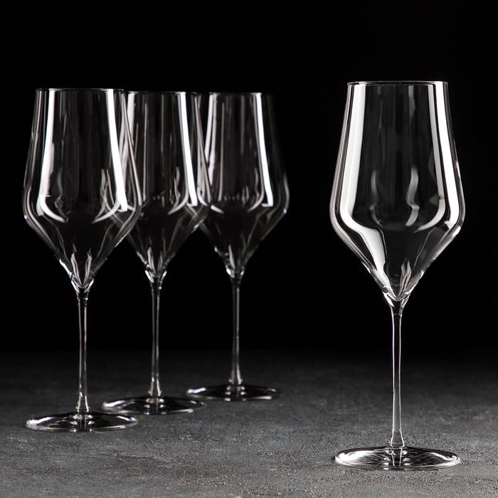 УЦЕНКА Набор бокалов для вина «Престиж», 570 мл, 5 шт