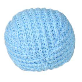 """Игрушка Trixie """"Мяч трикотажный"""" для кошки, ф 4,5 см, (2 шт.)"""