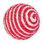 Мяч Trixie веревочный ф 6.5 см.