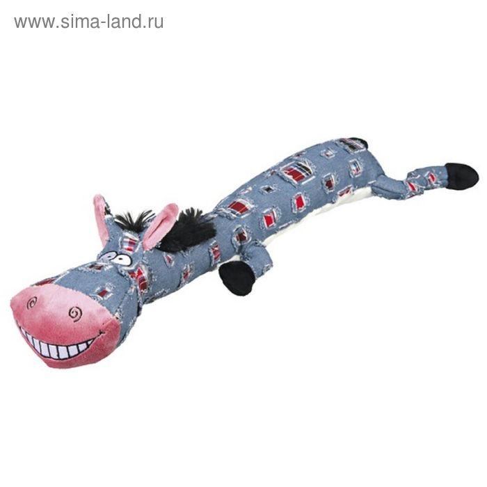 """Игрушка Trixie """"Осел"""" для собаки , ткань/плюш, 55 см"""