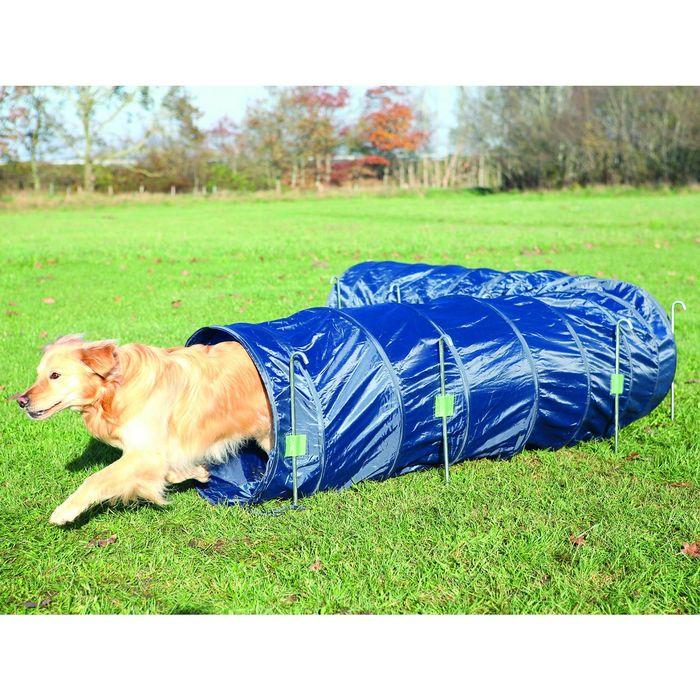 Тоннель Trixie для собаки, ф 60см/5.00м, нейлон