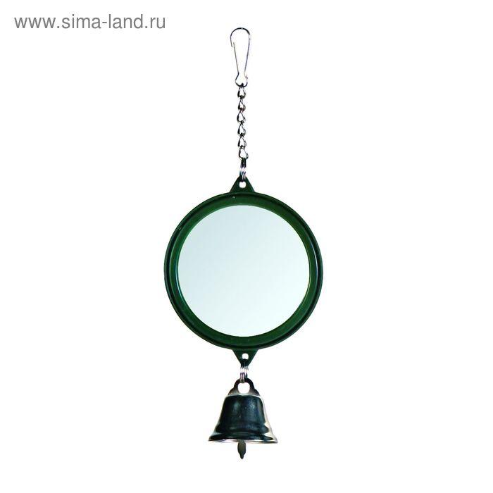 Зеркало Trixie, Ф6см с колокольчиком