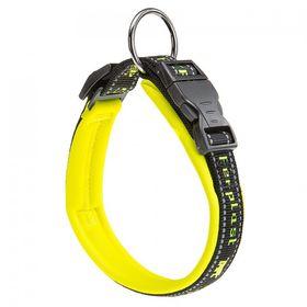 Ошейник Ferplast Sport Dog, 35 х 1,5 см, желтый