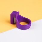 Напёрсток-кольцо для обрезки нити, цвет МИКС