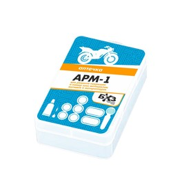Набор для ремонта камер и покрышек мопедов и мотоциклов АРМ-1