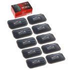 Пластырь резинокордный ПР-10-1, для радиальных шин, 60x105 мм, 1 слой корда, набор 10 шт.