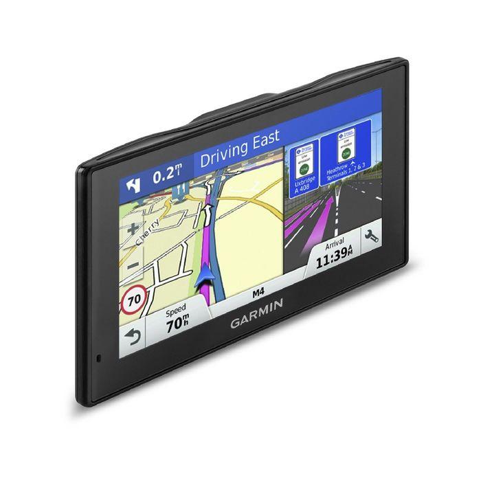 GPS-автонавигатор Garmin DriveAssist 50 RUS LMT