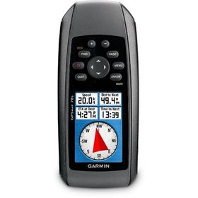 Навигатор туристический Garmin GPSMAP 78S Дороги РФ