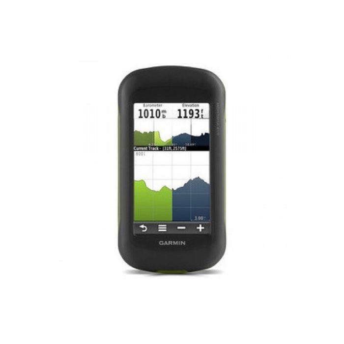 GPS-навигатор Garmin Montana 610t GPS/GLONASS Russia