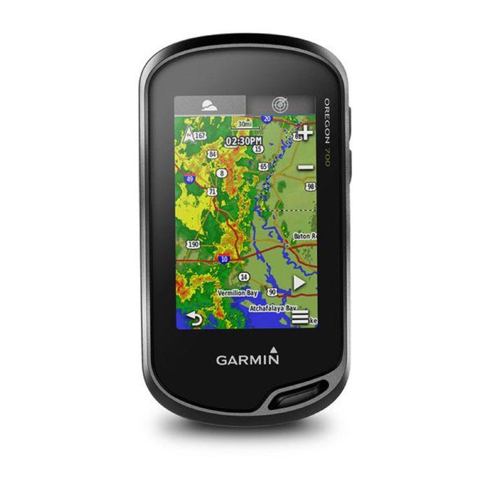 GPS-навигатор Garmin Oregon 700t,GPS Дороги РФ