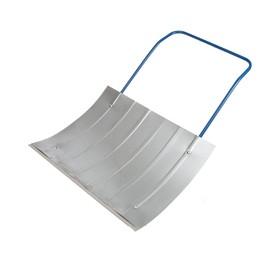 Движок оцинкованный, размер ковша 60 х 75 см, металлическая планка Ош