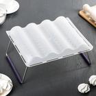 Подставка для сушки украшений из мастики волнообразная 30х25,5х3,7 см