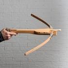 """Сувенир деревянный """"Арбалет со стрелами"""", 74 см"""