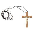 Крест деревянный простой