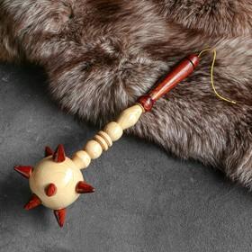 """Сувенирное деревянное оружие """"Булава"""", 34 см, микс"""