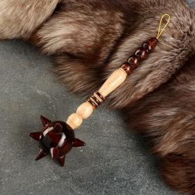 """Сувенирное деревянное оружие """"Булава"""", 26 см, микс"""