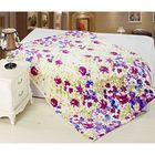 Плед Цветково «Цветочный ковер», размер 150х200 см, 320 г/м²
