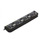 Пенал для кистей Fast car чёрный, 340 х 70 мм, ламинированный картон, для мальчика, ПКК 08-5