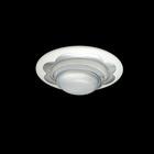 Светильник встраиваемый точечный Linvel R39 E14 301D CH/PS