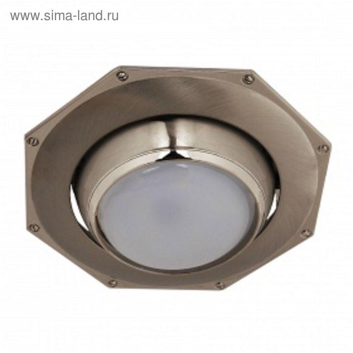 Светильник встраиваемый точечный Linvel R39 E14 305 SN/N