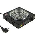 Электроплитка ENERGY EN-902B, 1000 Вт, нагревательный тен, конфорка 140 мм